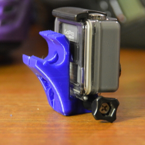 The g3 gopro mount